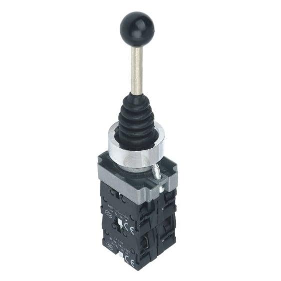 joystick 4-pozycje niestabilne (chwilowe) LA139A-PA24