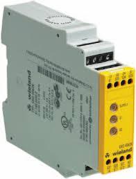 Przekaźnik Bezpieczeństwa 24V AC/DC SNO4062KM Wieland R1.188.0720.2