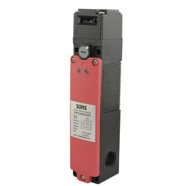 Elektromagnetyczny wyłącznik bezpieczeństwa kluczykowy 230V AC – SSD6191-SL22A-U-240-C