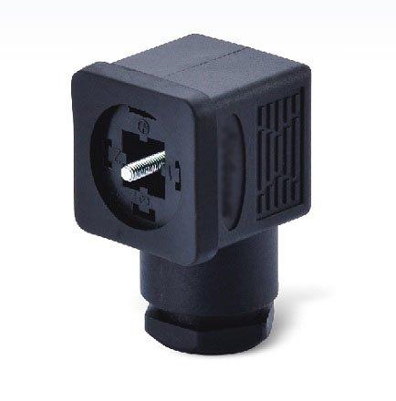 VCAFA0021 złącze zaworowe 2+PE, PG7, rozstaw 18mm