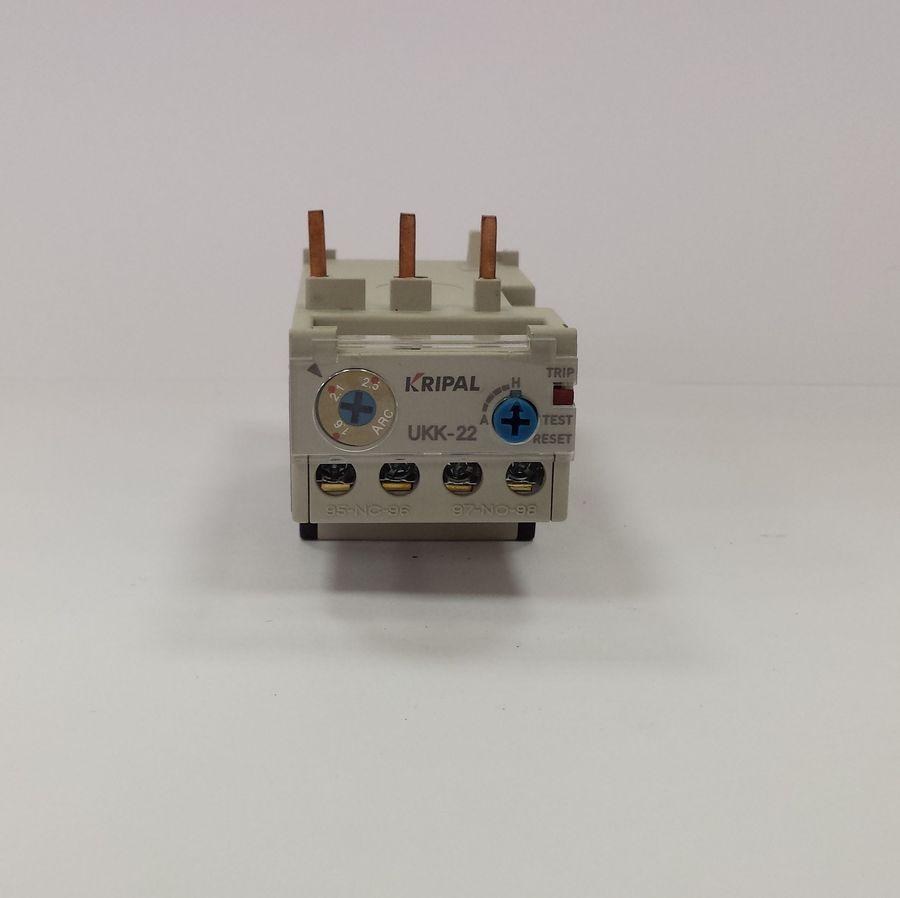 Zabezpieczenie termiczne silnikowe 2,5..4A Termik do UKD1 – model UKK-22