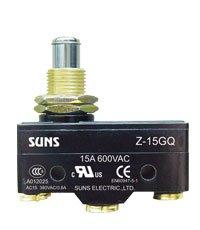 Wyłącznik krańcowy, mikrowyłącznik Z-15GQ Z15GQ SUNS