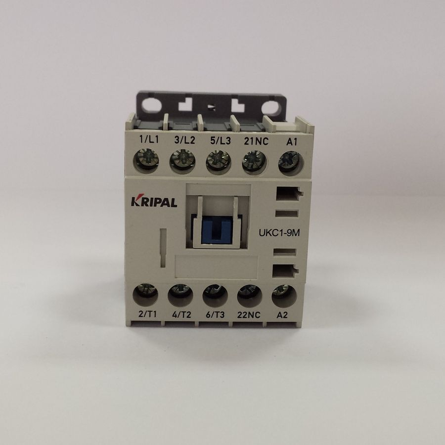 Stycznik miniaturowy 4kW 9A cewka 110V AC Styk NO/NC – UKC1-9M-110V