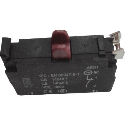 Styk NC – AE01, migowy do przycisków LA42