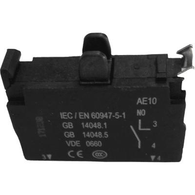 Styk NO – AE10, migowy do przycisków LA42
