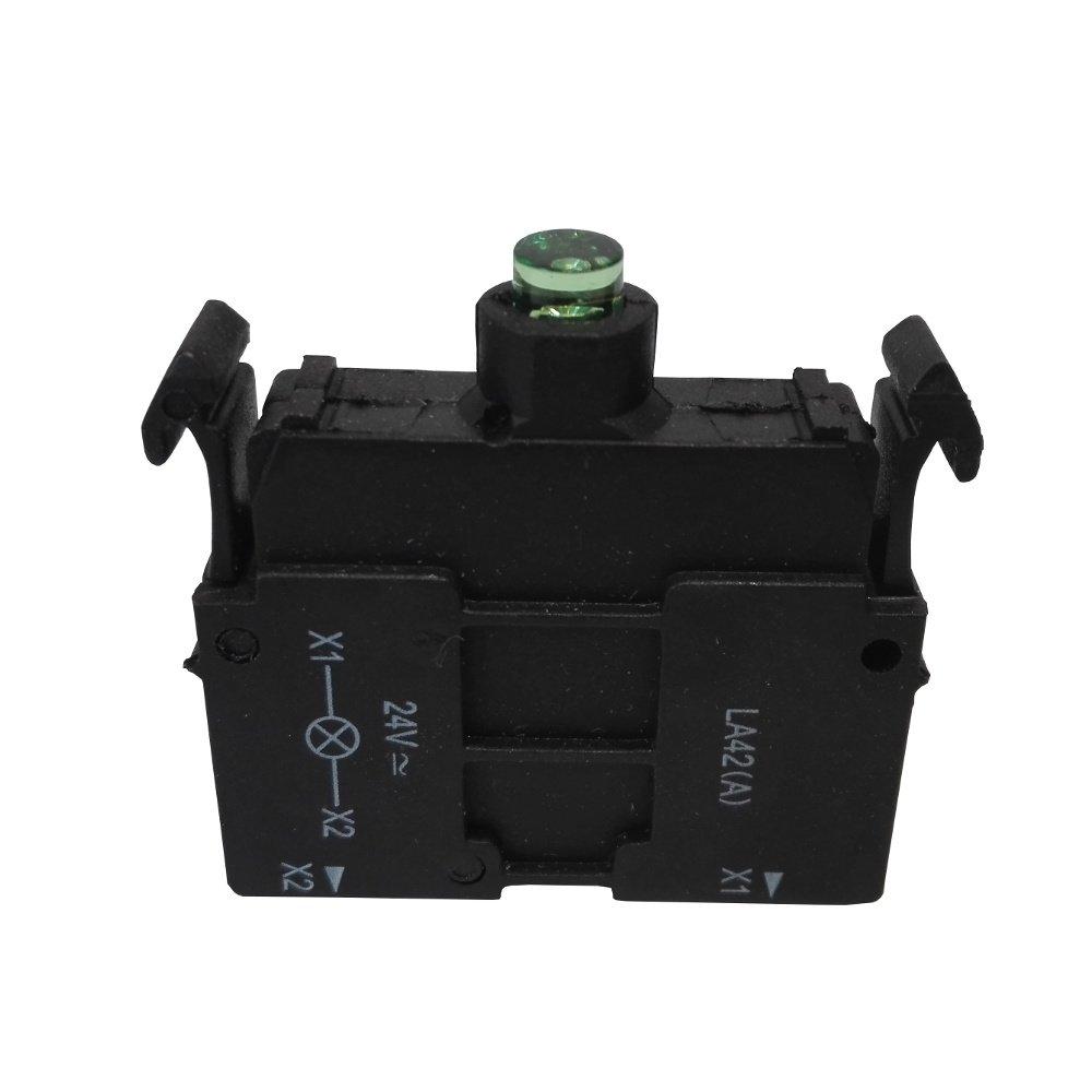 AL01 – dioda LED w oprawie