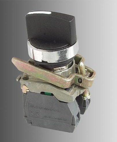 Przełącznik 2-pozycyjny samoblokujący – LA139T-BD21