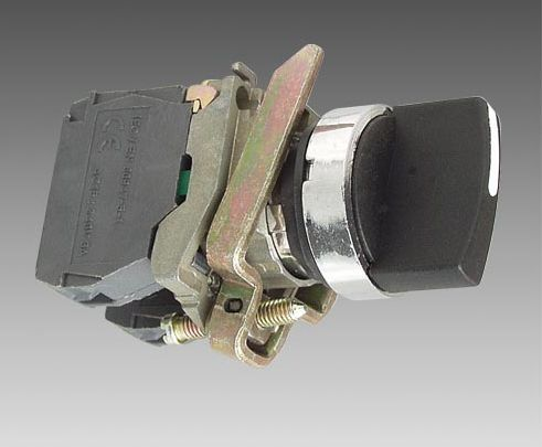 Przełącznik 3-pozycyjny samoblokujący – LA139T-BD33