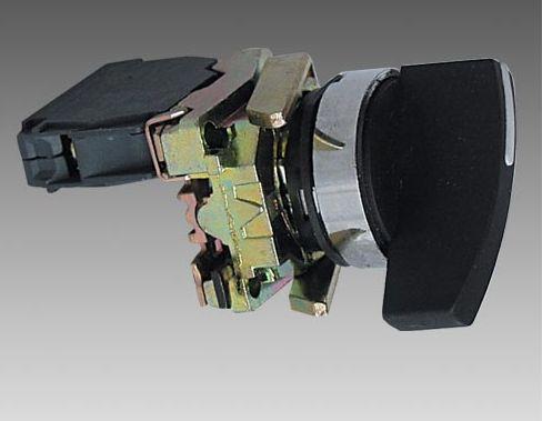 Przełącznik długi 3-pozycyjny z auto-powrotem LA139T-BJ53