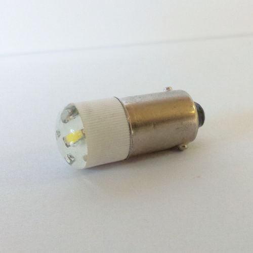 Żarówka LED, biała, montaż BA9S