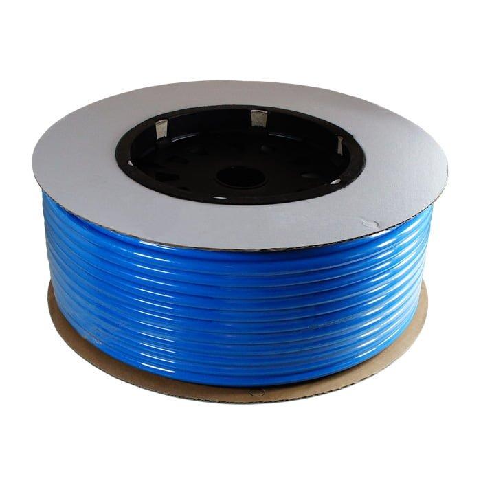 Przewód pneumatyczny poliuretanowy kalibrowany Φ16 Niebieski PU 16mm x 11mm; [1m]