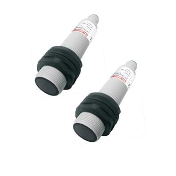 PR18S-TM10DPR-E2 Bariera (Nadajnik+Odbiornik) M18, PNP, NO+NC, zasięg do 10m