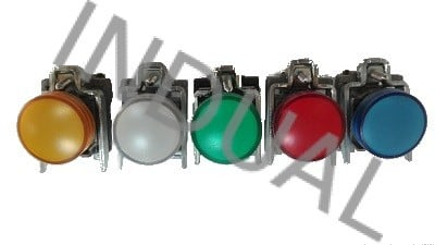 Lampka Sygnalizacyjna LED – komplet LA139T-BV
