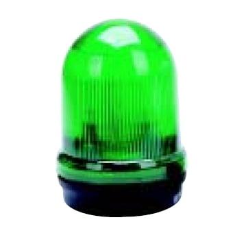 Sygnalizator LED 90mm – zielony, światło stałe, S90AL