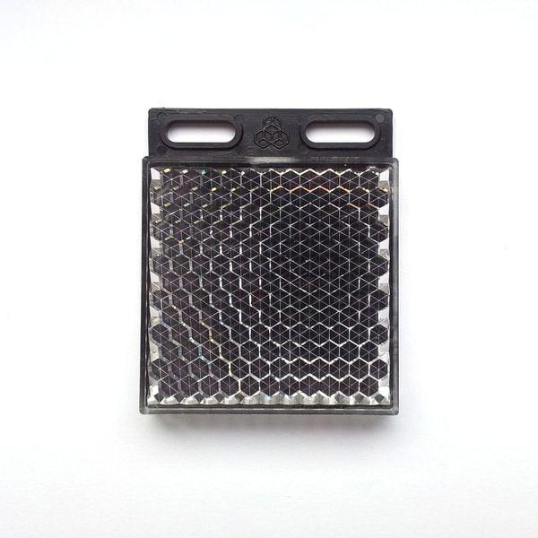 TD-08 – odblask kwadratowy 51x62mm