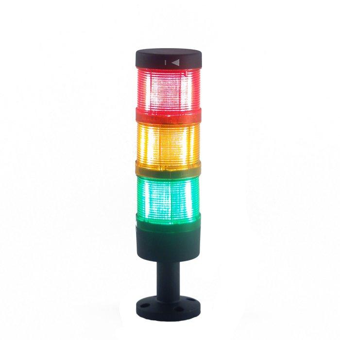 Kolumna LED TL70 – 3 kolory, 24V komplet, IP65