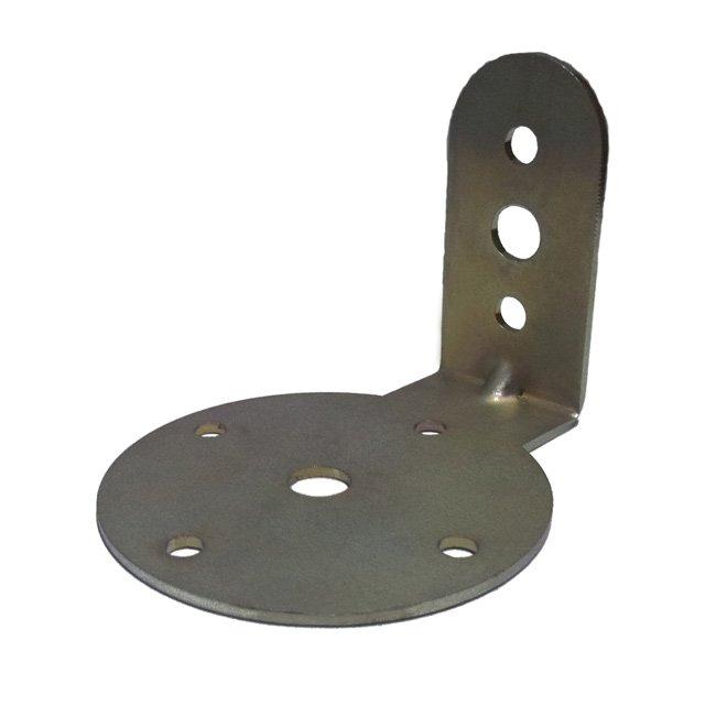 TL-CZ, FL70-CZ uchwyt metalowy do montażu ściennego dla kolumn TL70, FL70 oraz INM7