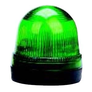 S70AL – sygnalizator LED 70mm, światło stałe, kolor zielony