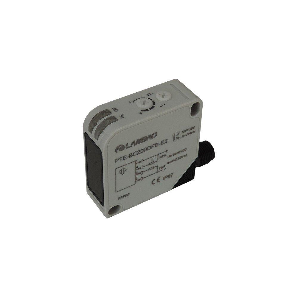 PTE-BC200DFB-E2 czujnik odbiciowy