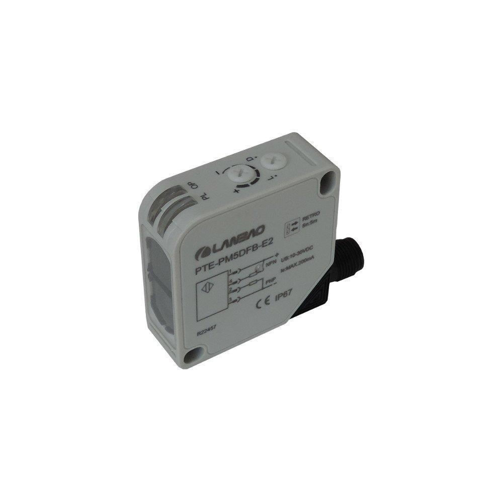 PTE-PM5DFB-E2 czujnik refleksyjny