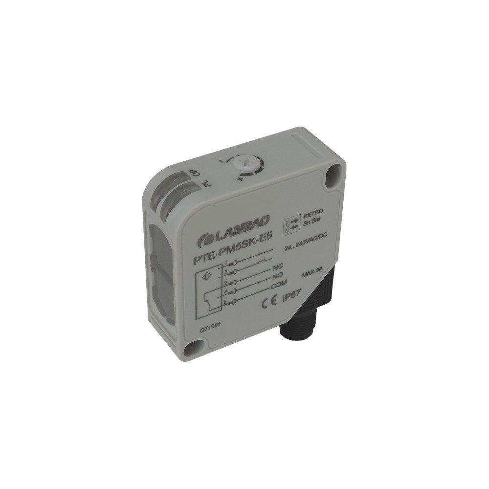 PTE-PM5SK-E5 czujnik refleksyjny