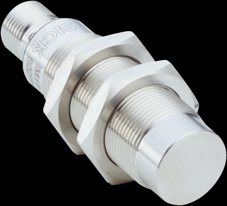 IM18-20NPS-VC1 – czujnik indukcyjny M18 Sick, Sn=20mm, PNP NO, złącze M12 / 4piny