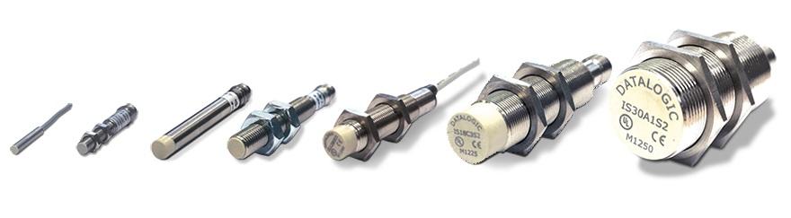 IS-08-G3-S1 – czujnik indukcyjny, cylindryczny M8, Sn=2mm, NPN, NO, konektor M8/3p