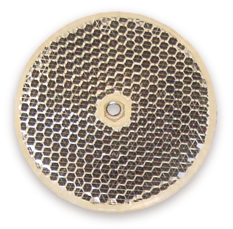 Lusterko R5 – odblask okrągły, reflector, średnica 82mm, DATALOGIC