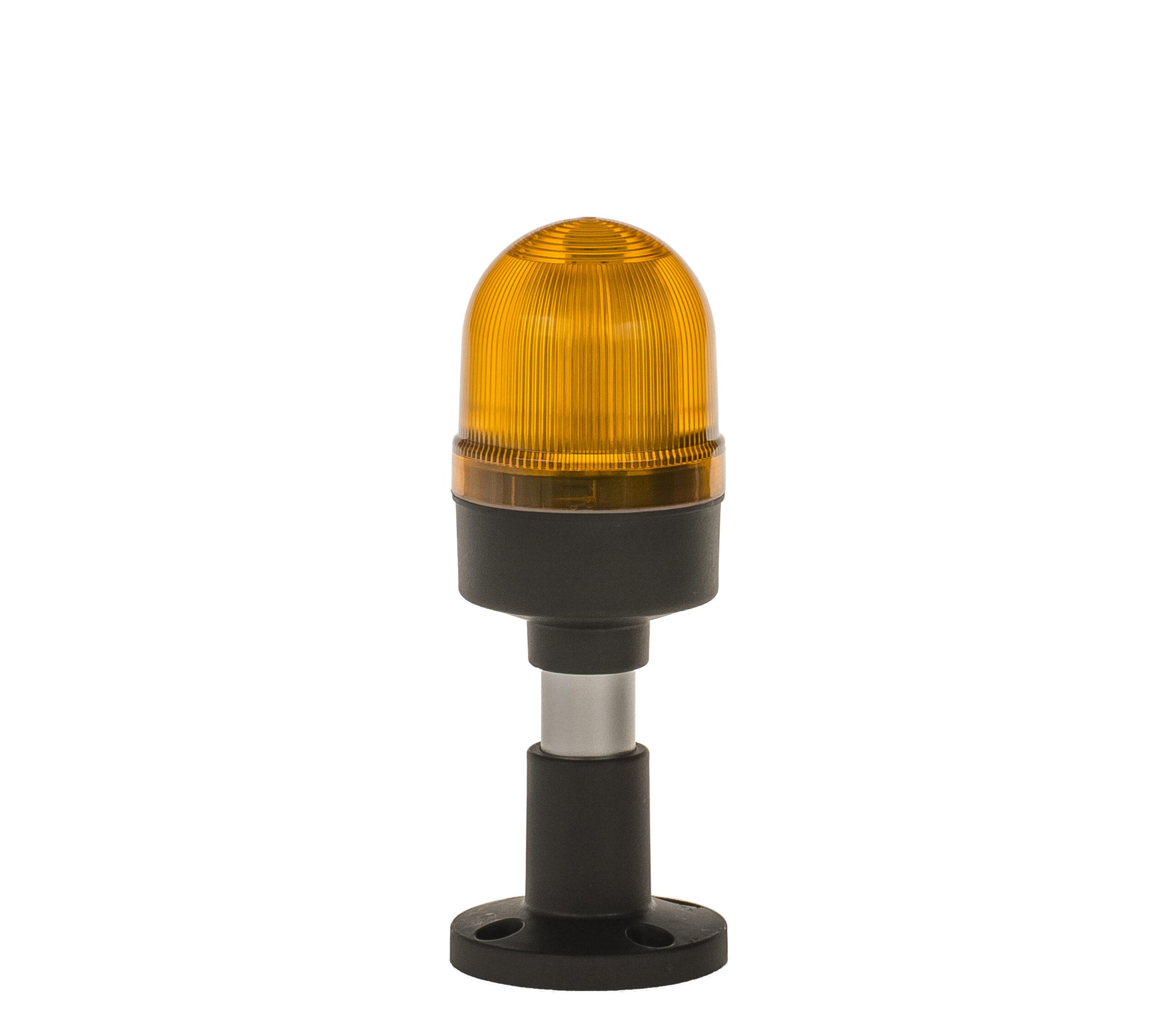 Sygnalizator optyczno-akustyczny LED FL701-YM-23P2