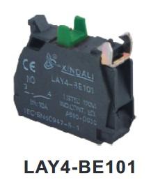 LAY4-BE101 Styk pomocniczy 1 NO (zwierny)