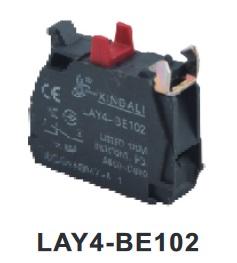 LAY4-BE102 Styk pomocniczy 1 NC (rozwierny)