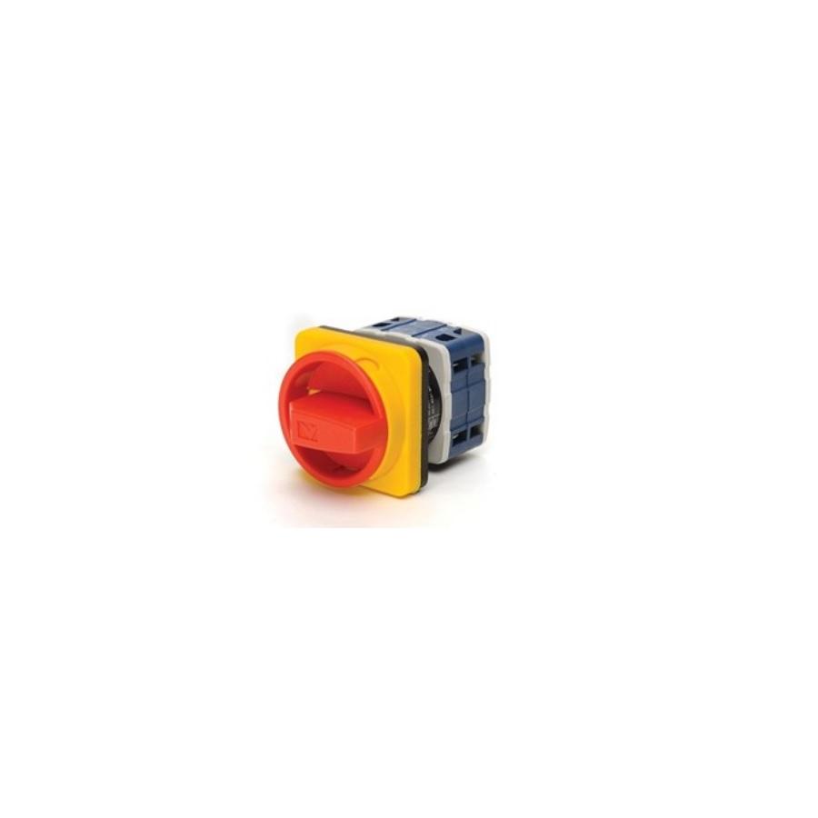 EMAS PSA025AK941E, Wyłącznik bezpieczeństwa – 3-fazowy, 380V AC EMAS, 25A