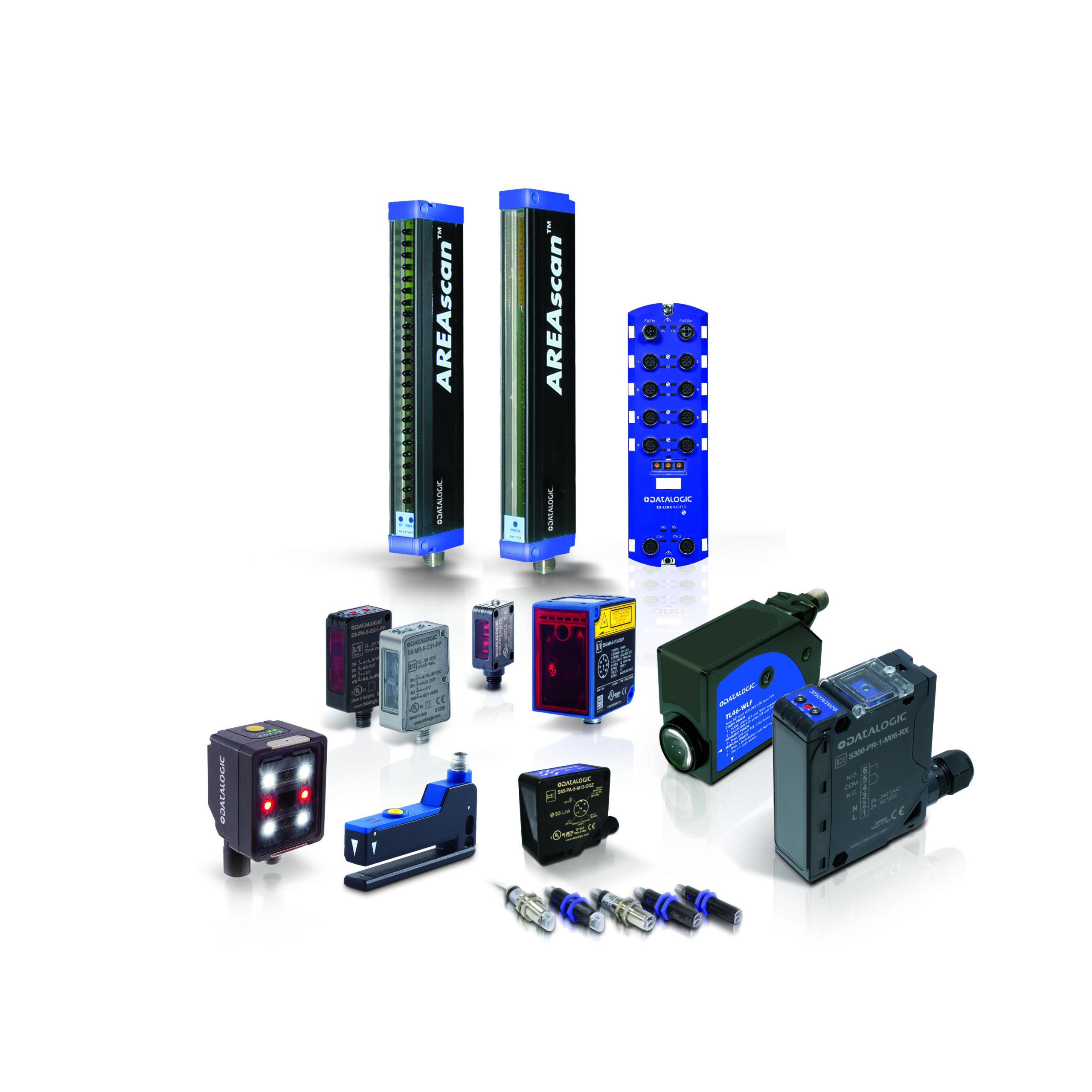 DATALOGIC – czujniki z serii SM, SMall, SM-All, optyczne, fotoelektryczne