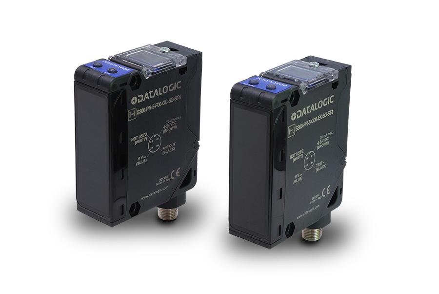 DATALOGIC – czujniki z serii S300