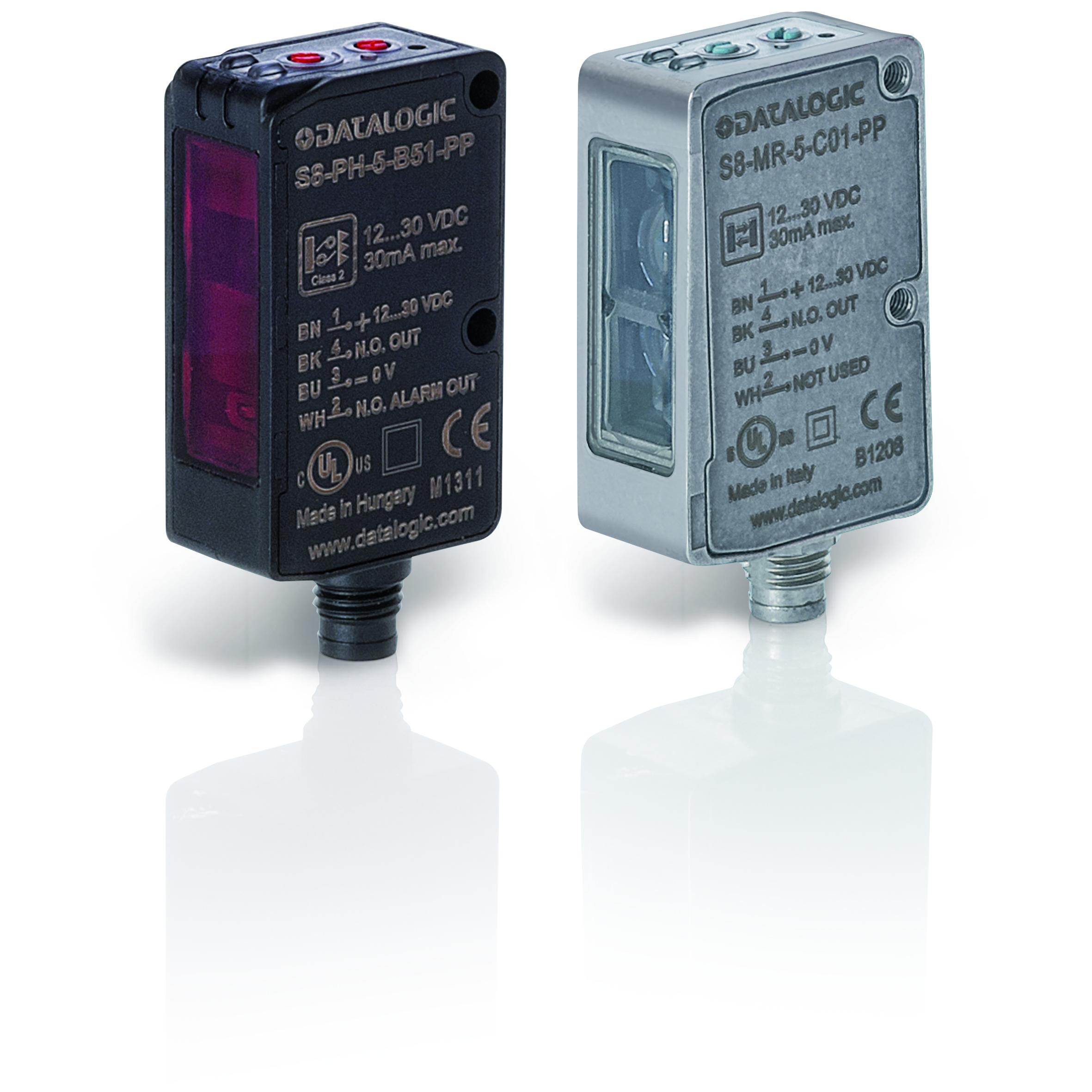 DATALOGIC – czujniki z serii S8, IO-Link