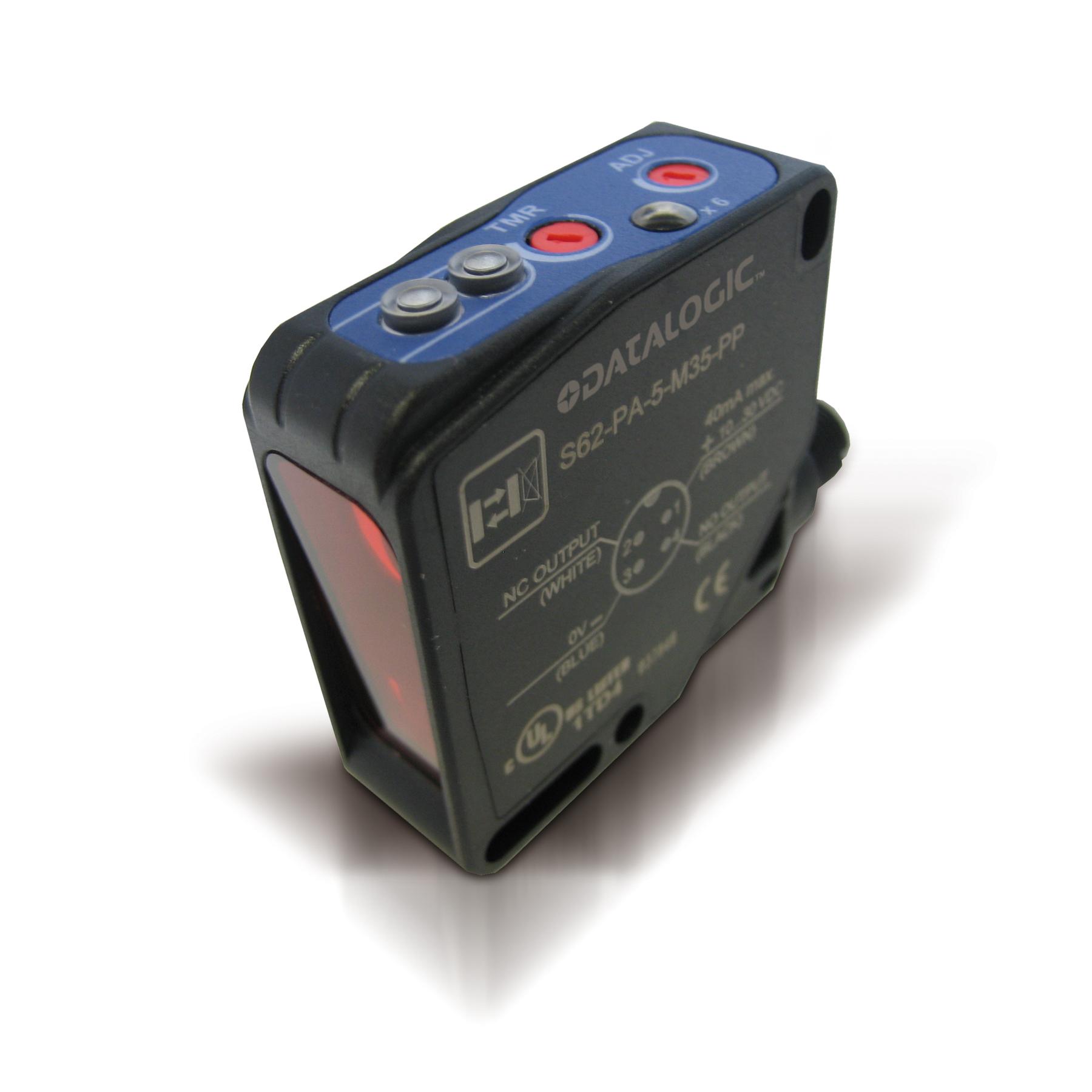 DATALOGIC – czujniki z serii S62