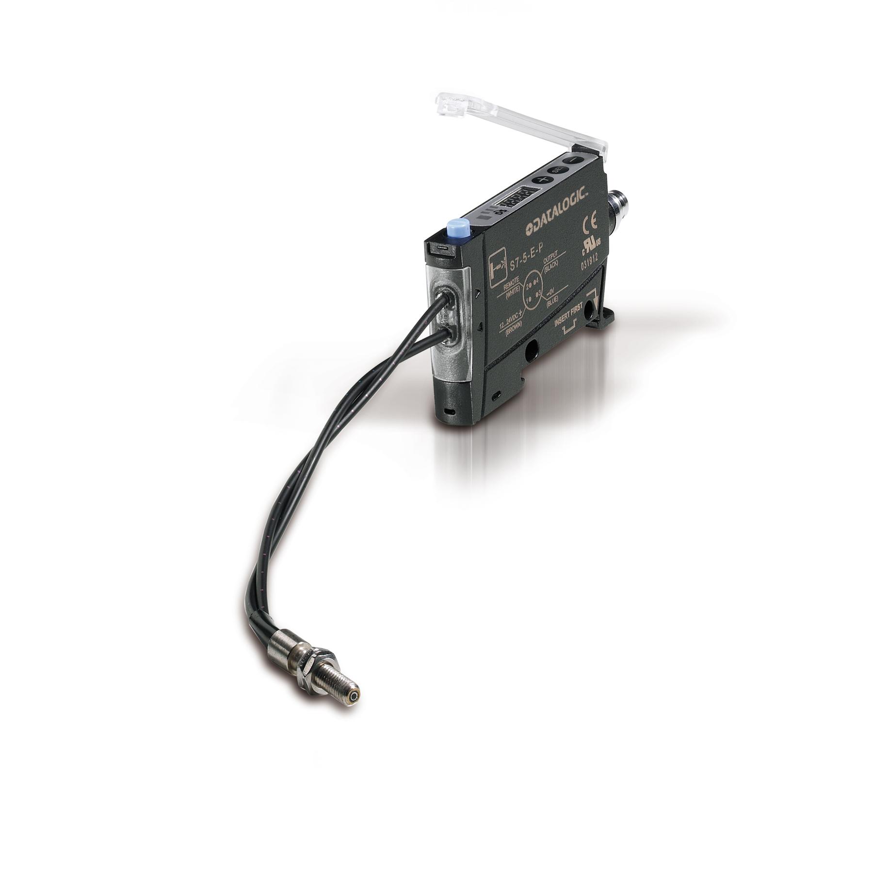 DATALOGIC – wzmacniacze światłowodowe z serii S7